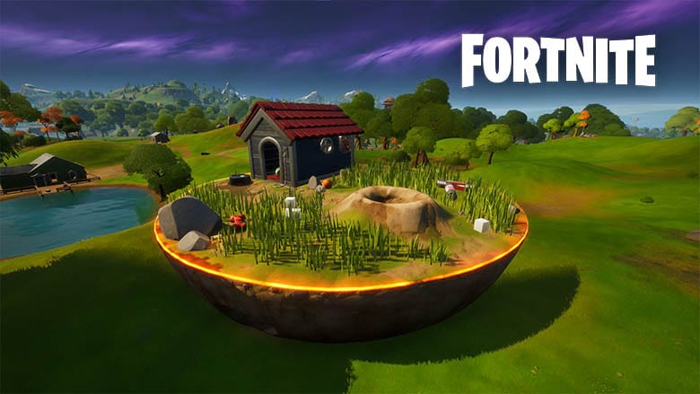 fortnite ant manor challenges