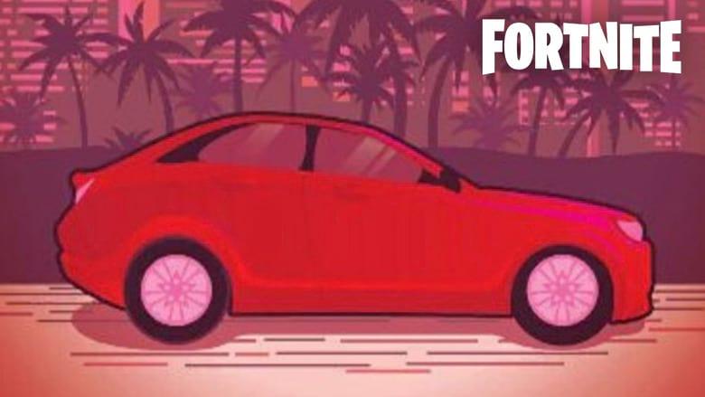 fortnite cars release date