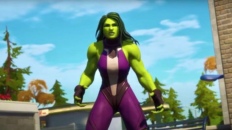 fortnite she hulk awakening challenges
