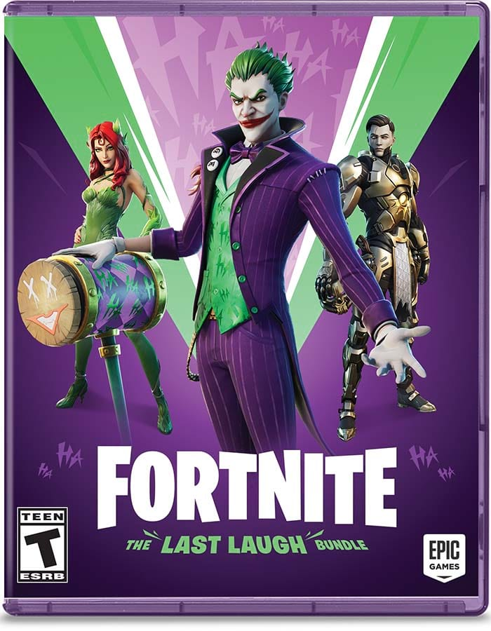 fortnite the last laugh pack