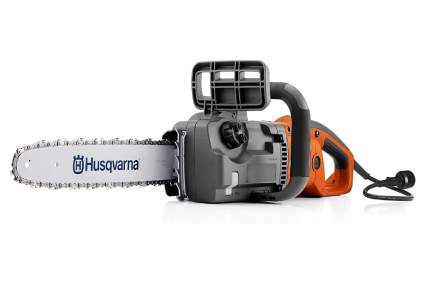 Husqvarna 16-Inch Corded Electric Chainsaw