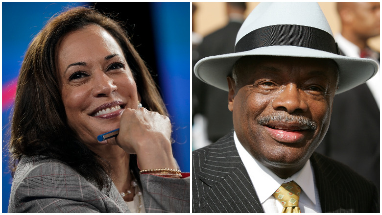 kamala harris willie brown