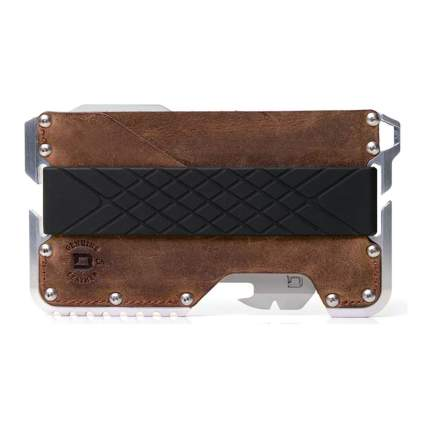 leather tactical wallet