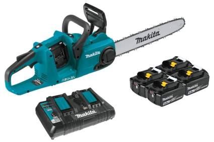 Makita XCU03PT1 18V X2 LXT Cordless Electric Chainsaw