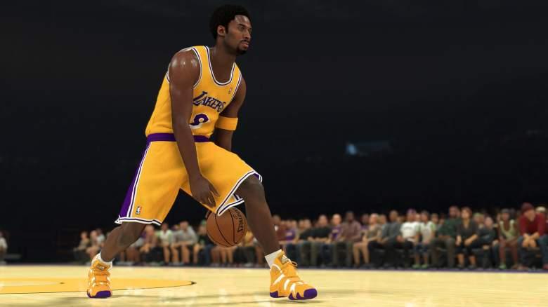NBA 2K21 Kobe
