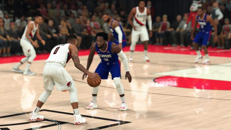 NBA 2K21 Gameplay