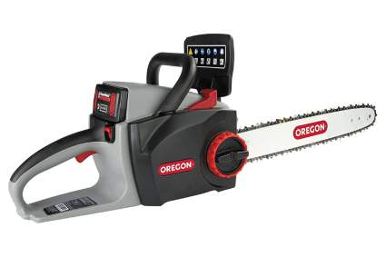 Oregon CS300 Cordless 16-Inch Self-Sharpening Chainsaw