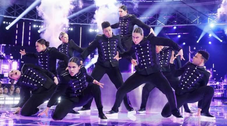 Oxygen Dance Company World of Dance