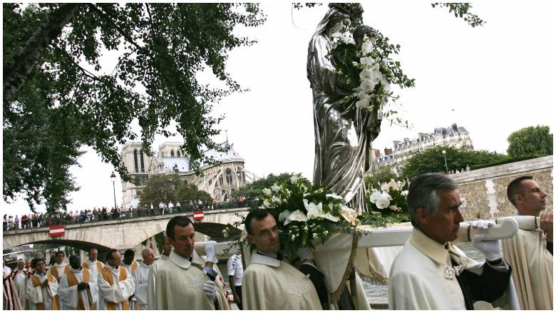 feast of assumption, assumption day, heavy talis, heavy talis shelbourne