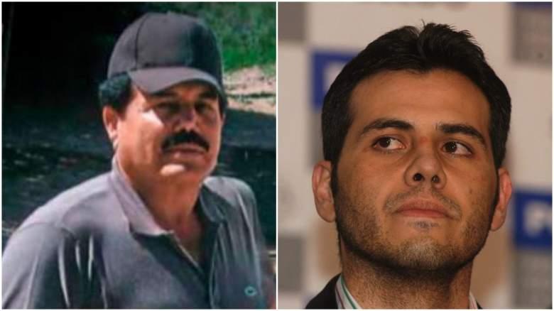 Ismael Zambada and Vicente Zambada Niebla