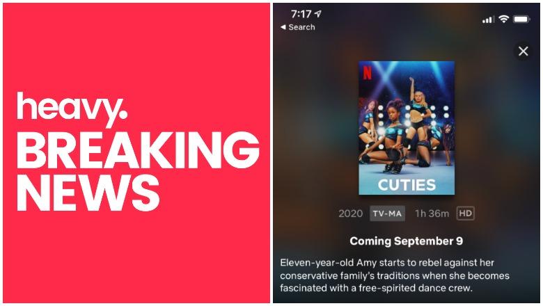 Cuties on Netflix