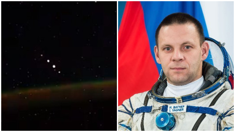 russian astronaut iss