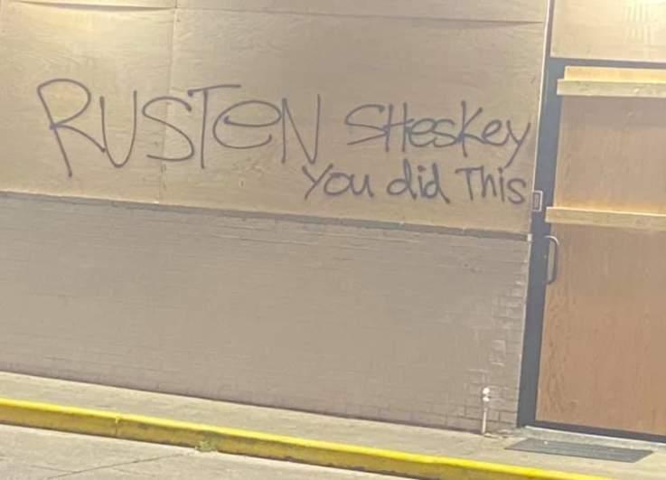 rusten sheskey