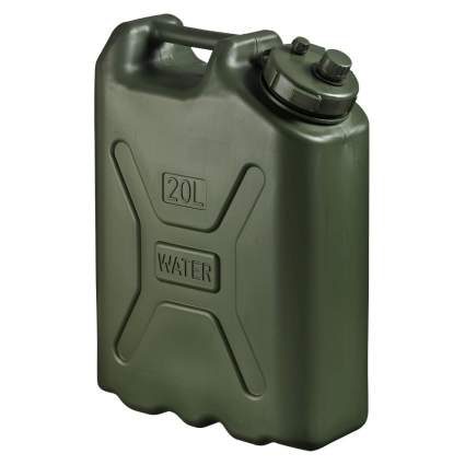 Scepter 5-Gallon True Military BPA Free Water Container