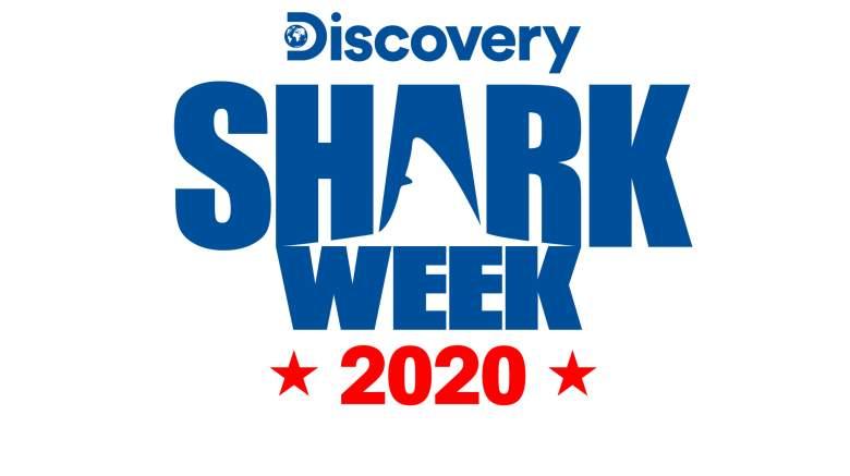 2020 Shark Week logo