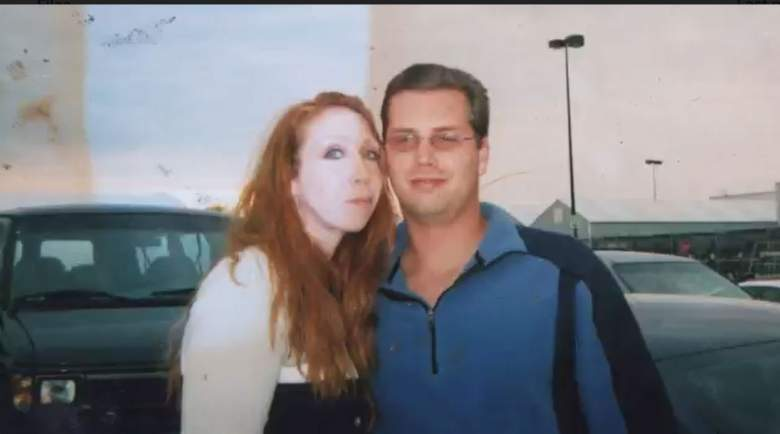 Serial killer Shawn Grate and his then-girlfriend Christina Hildreth shortly after they started dating.
