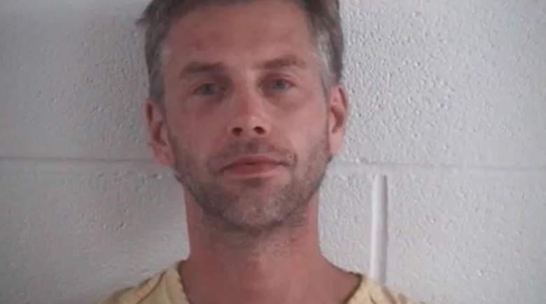The Ashland County mugshot of Shawn Grate
