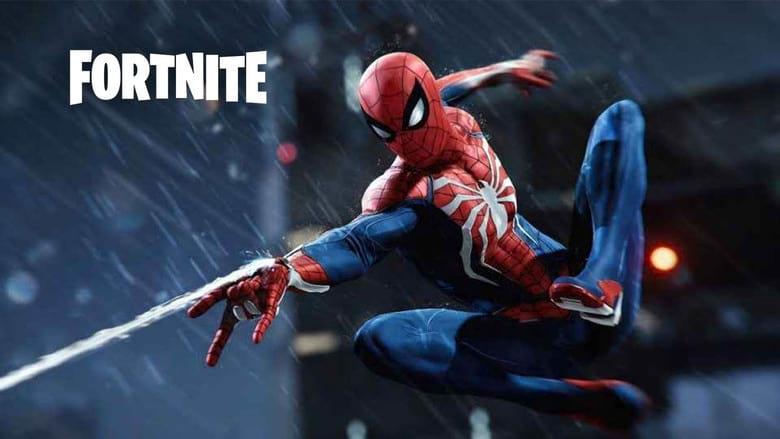 spider-man black panther fortnite