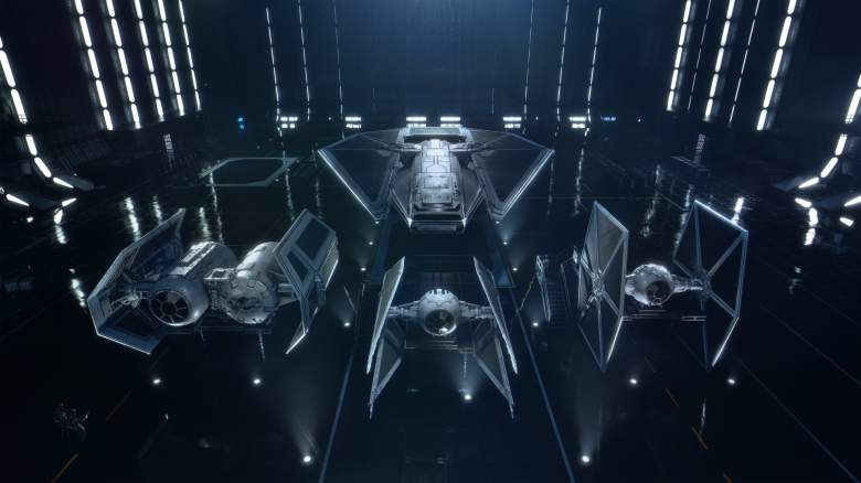 Star Wars Squadrons Imperial Ships
