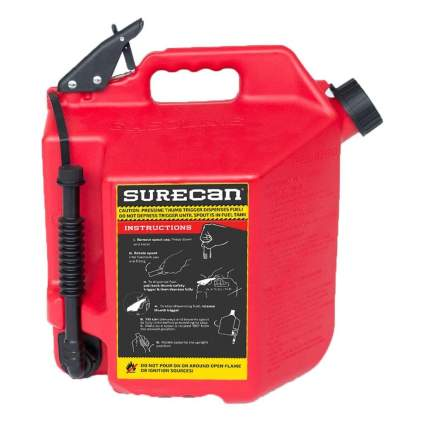 SureCan 5-Gallon Fuel Container