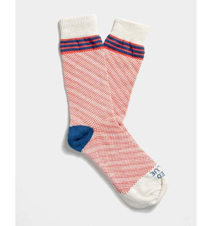 united by blue solid softhemp sock