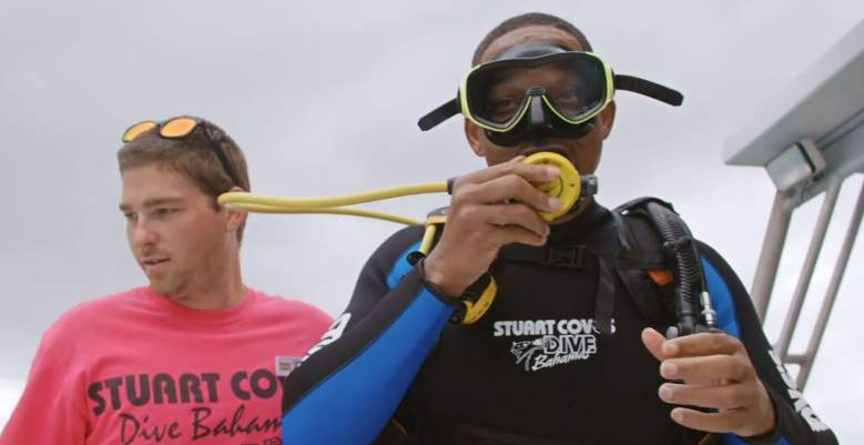 Will Smith will face his greatest fear, the ocean, during his Shark Week 2020 special 'Will Smith: Off the Deep End'