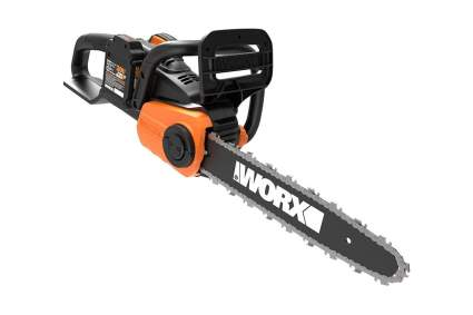 Worx WG384 40V Power Share Cordless 14-Inch Chainsaw