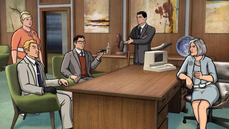 Archer Season 11 Watch Online
