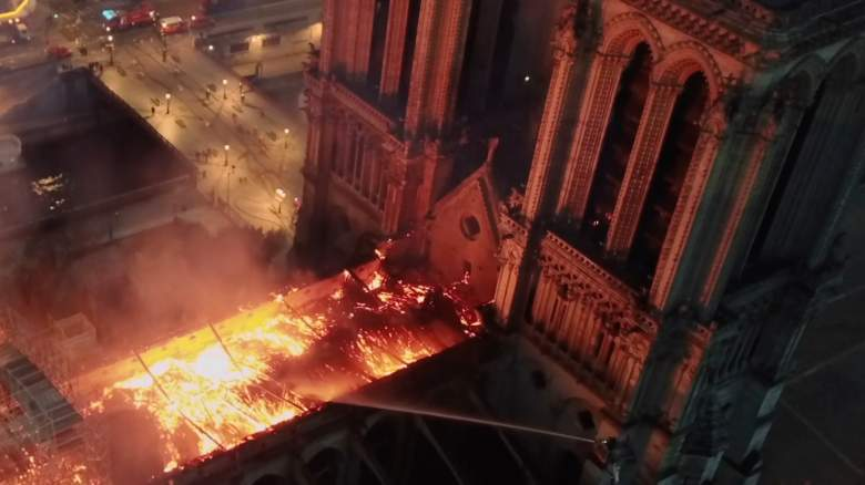"ABC will air ""Notre-Dame: Our Lady of Paris,"" a moving two-hour documentary special featuring shocking first-hand accounts of the Notre-Dame cathedral's infamous 2019 fire, WEDNESDAY, SEPT. 16 (9:00-11:00 p.m. EDT)."