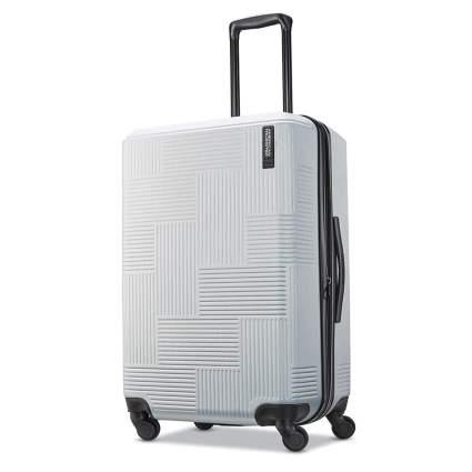 hardside carryon spinner bag