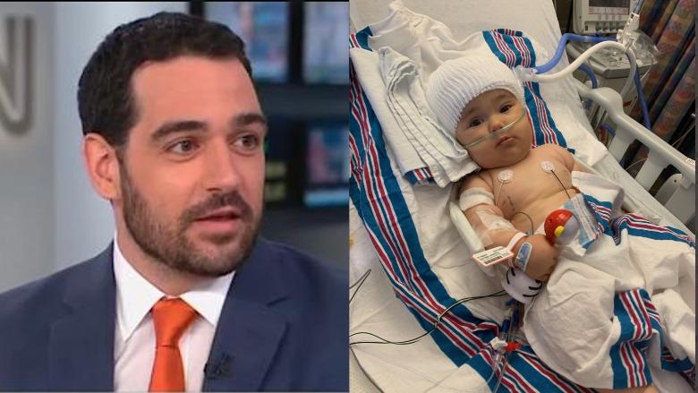 Andrew Kaczynski's 6-Month-Old Daughter Has Rare Brain Tumor   Heavy.com