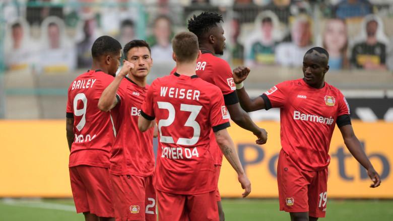 Bayer 04 Leverkusen Facebook