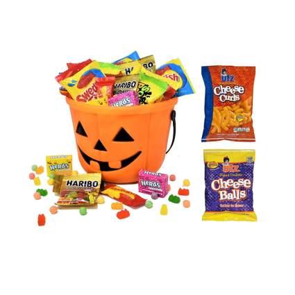 halloween gift basket