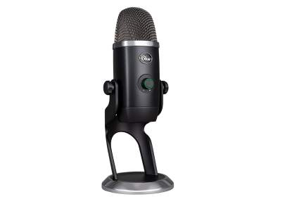 Blue Yeti X Professional Condenser USB Microphone for twitch streaming