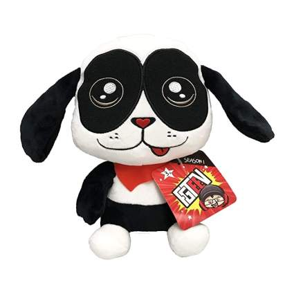 Bonker's YouTube Youtubers 8-inch Plush Oreo The Dog Toy