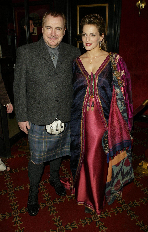 Brian Cox wife