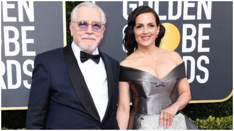 brian cox wife married