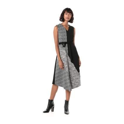 Calvin Klein Patchwork Dress 1