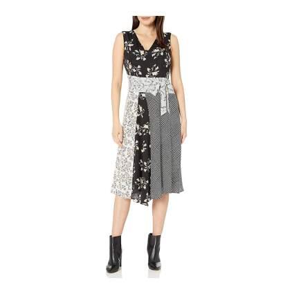 Calvin Klein patchwork dress