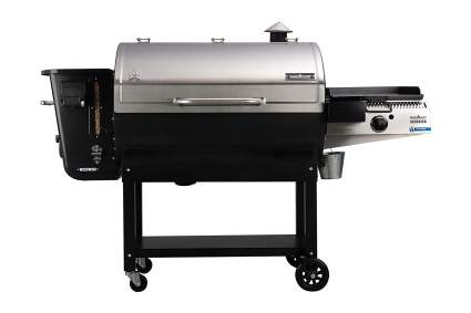 Camp Chef 36-inch WiFi Woodwind Pellet Grill & Smoker with Sidekick