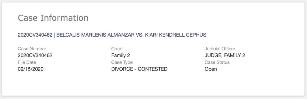 Cardi B Divorce