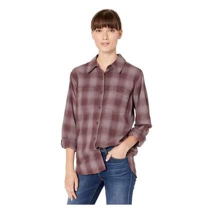Carhartt plaid shirts for women