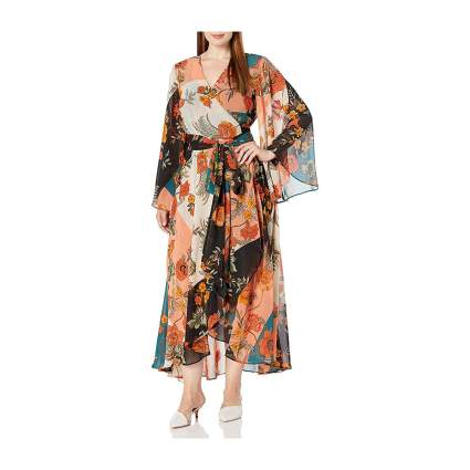 City Chic patchworth dress
