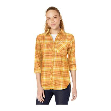 Columbia plaid shirts for women