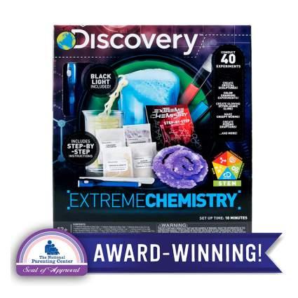 STEM chemistry kit for kids
