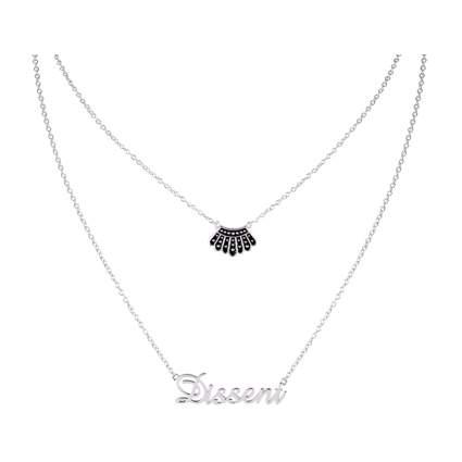 dissent necklace