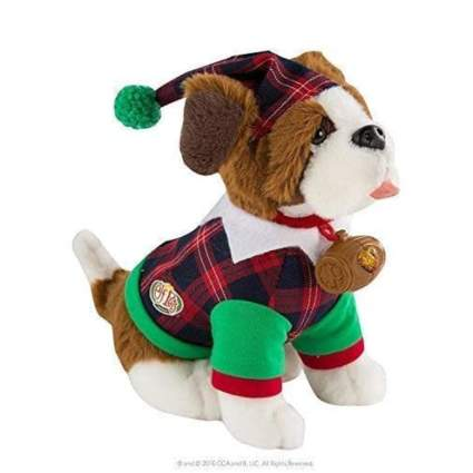 Elf on The Shelf Claus Couture Playful St Bernard PJs Doll