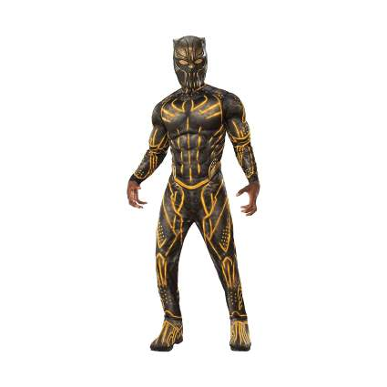 Erik Killmonger Black Panther Halloween Costume for Men