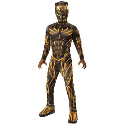 Erik Killmonger Kid's Battle Suit Costume