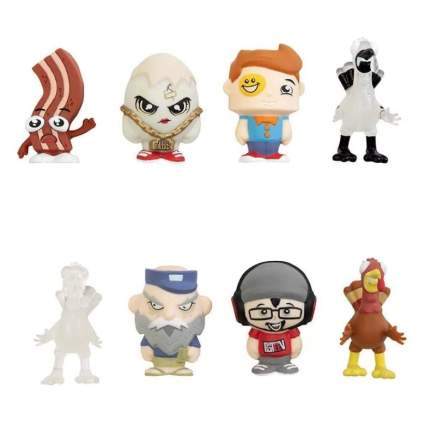 FGTeeV Squishy Figure Season 1 - 2 pack